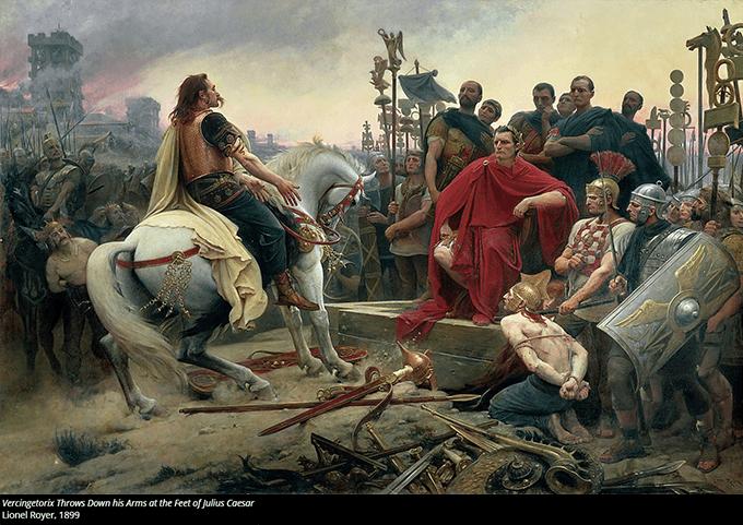 Paint Julius Caesar